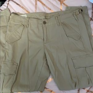 Ralph Lauren Denim & Supply Skinny Cargo Jeans